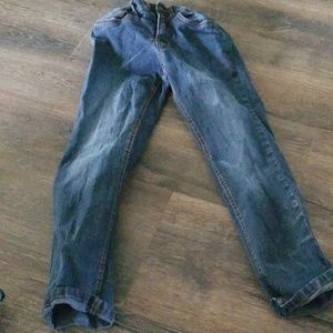 4 Pairs of Boys' Jeans-Size 8